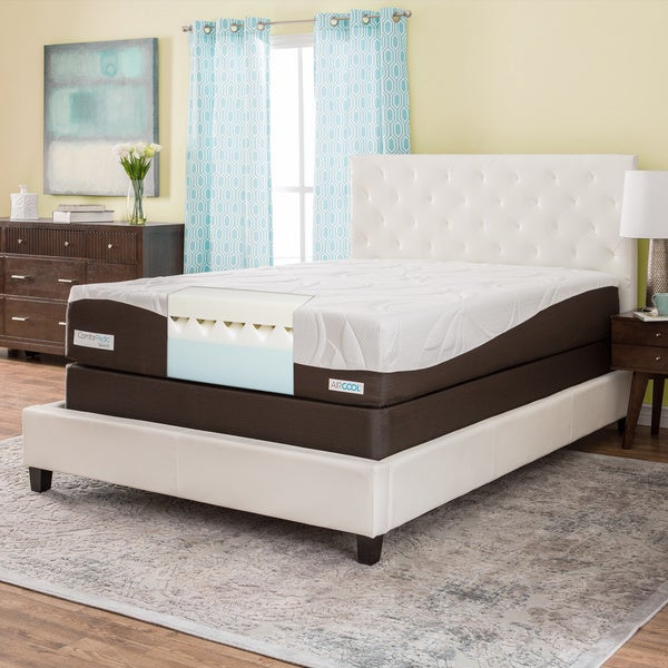 Comforpedic From Beautyrest 12 Inch Queen Size Gel Memory