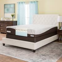 ComforPedic from Beautyrest 12-inch Gel Memory Foam Mattress Set