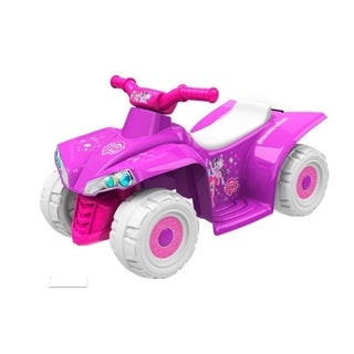 My Little Pony 6V Little Quad Ride On