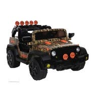 Children's Surge Ride-on 12 Volt Powered 4x4 Vehicle