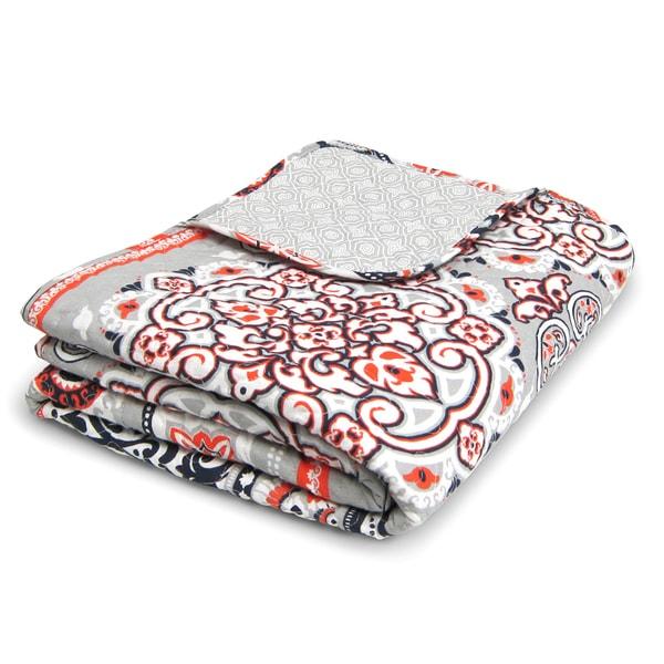 Lush Decor Nesco Throw Blanket