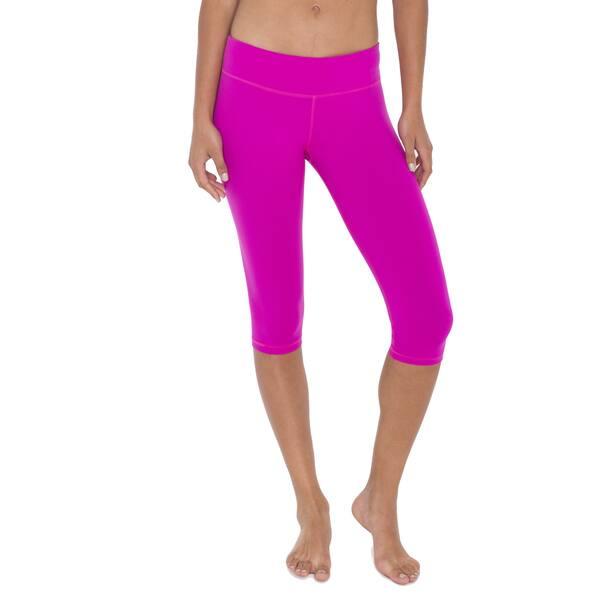 a1d90a8bb09fc Shop American Apparel Women's Knee Length Fitness Pants - Free ...