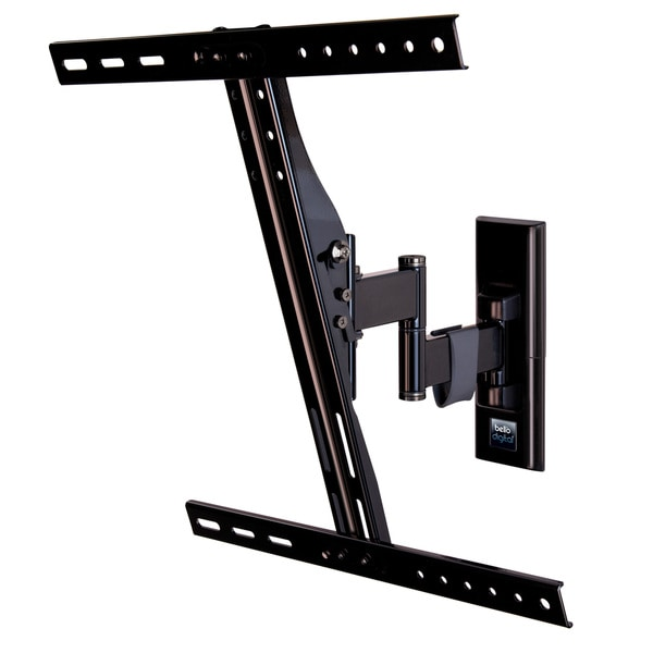 55 inch tv wall mount shop bell o tv tilt pan articulating 55 inch tv wall 13155