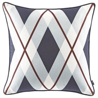 Tommy Hilfiger Buckaroo Argyle 18-inch Throw Pillow