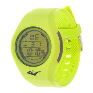 Everlast Retro Kids Digital Round Sport Mens's LED Yellow Watch with Rubber Strap|https://ak1.ostkcdn.com/images/products/10367131/P17474228.jpg?impolicy=medium