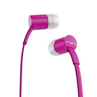 SOL Republic Jax Violet Earbud Headphones with Mic