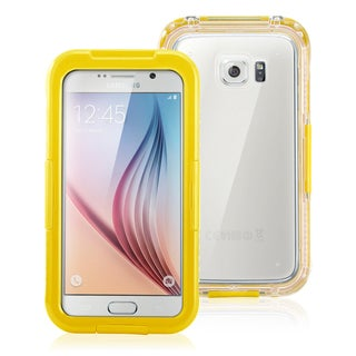 Gearonic Waterproof Case for Samsung Galaxy S6/ S6 Edge