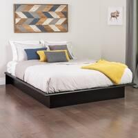 Laurel Creek Vera Black Double/ Full Platform Bed