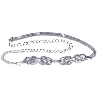 J. Furmani Double Bow Chain Belt (2 options available)