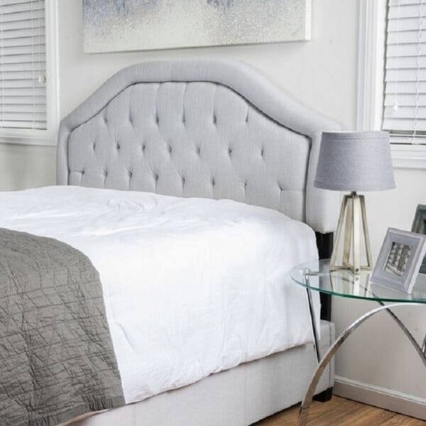 Linden Adjule Fabric Headboard By Christopher Knight Home