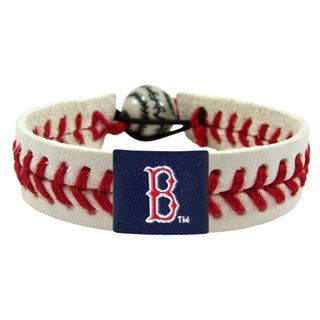 Boston Red Sox MLB Classic Baseball Bracelet
