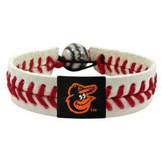 Baltimore Orioles MLB Cap Logo Classic Baseball Bracelet