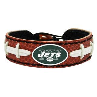 New York Jets NFL Classic Football Bracelet