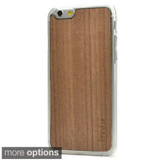 Tmbr. Clear Bumper Wood Case for Apple iPhone 6 Plus