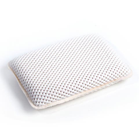 Con-Tact Brand White Regal Grip Bath Pillow (Pack of 4)