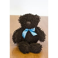 Pam Grace Creations Nubby Chocolate Bear