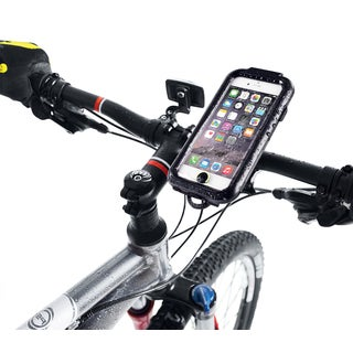Water Resistant Case and Bike Mount for Apple iPhone 6