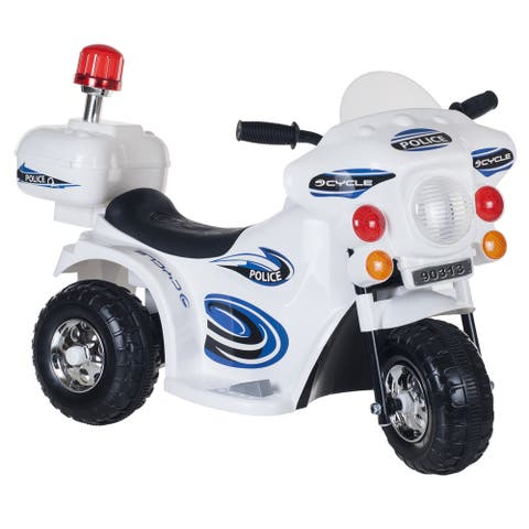 Ride on Toy, 3 Wheel Motorcycle for Kids, Battery Powered Ride On Toy by Lil? Rider ? Boys & Girls Toddler - 4 Year Old
