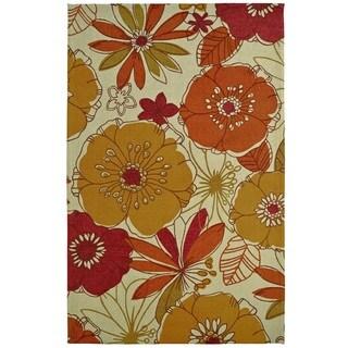Juniper Floral Multi Area Rug (3' x 5')