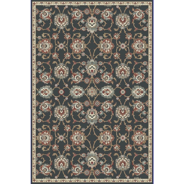 Cappella Traditional Medallion Area Rug - 9'2 x 12'10