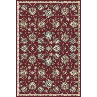 Cappella Traditional Medallion Area Rug (7'10 x 10'10)