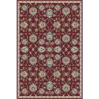 Cappella Traditional Medallion Area Rug - 7'10 x 10'10