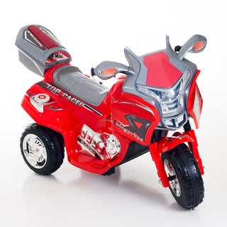 Ride on Toy, 3 Wheel Motorcycle  for Kids, Battery Powered Ride On Toy by Lil' Rider – Boys & Girls