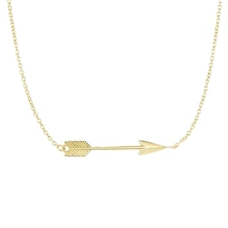 14k Yellow Gold 17-inch Charm Necklace
