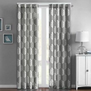 Intelligent Design Adisa Cotton Printed Curtain Panel