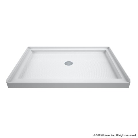 DreamLine SlimLine 32 in. by 48 in. Single Threshold Shower Base