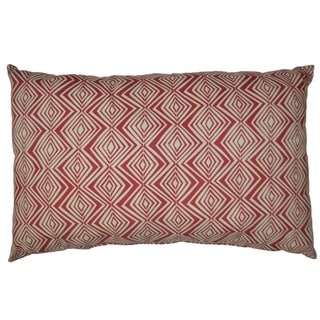 Geo Decorative Throw Pillow 18x26""