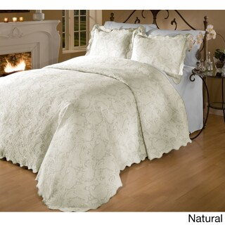 The Gray Barn Pitchfork 3-Piece Matelasse Bedspread Set (5 options available)