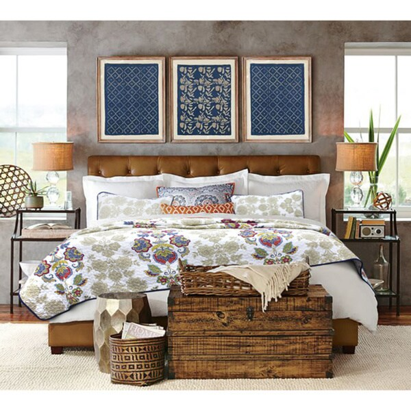 Moraga Cotton 3 Piece Quilt Set Free Shipping Today