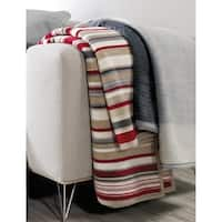 IBENA Stripes Galore Oversized throw