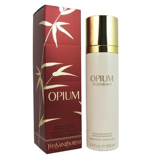 Yves Saint Laurent Opium Women's 3.3-ounce Perfumed Deodorant