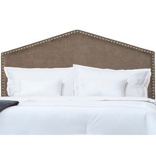 angelo:HOME Jeffrey Parisian Smoky Grey King/California King Headboard