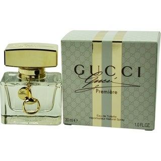 Gucci Premiere Women's 1-ounce Eau de Toilette Spray
