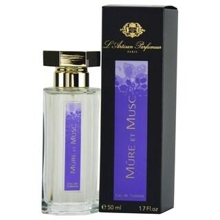 L'artisan Parfumeur Mure Et Musc Women's 1.7-ounce Eau de Toilette Spray