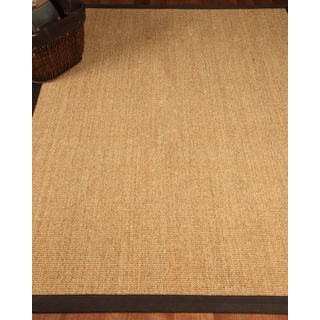 Hand-crafted Montreal Sisal Beige Rug (9'x12')