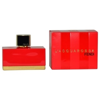 Fendi L'acquarossa Women's 2.5-ounce Eau de Toilette Spray