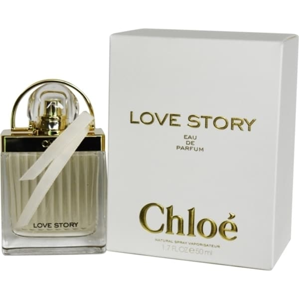 f1f0fd1238a3 Shop Chloe Love Story Women's 1.7-ounce Eau de Parfum Spray - Free ...