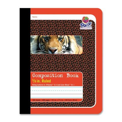 Pacon Tiger Composition Book