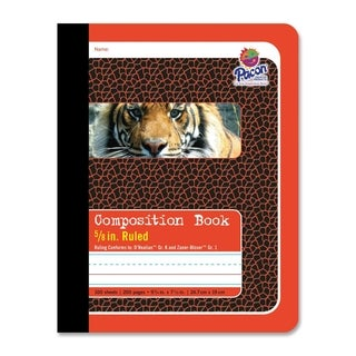 Pacon Tiger Composition Book