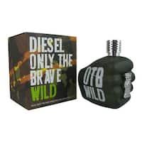 Diesel Only The Brave Wild Men's 2.5-ounce Eau de Toilette Spray