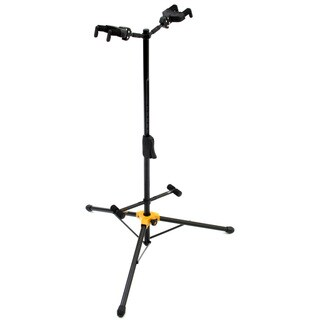 Hercules GS422B Double Guitar Stand