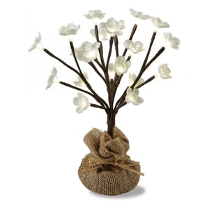 Order Home Collection 1ft LED Cherry Blossom Tree