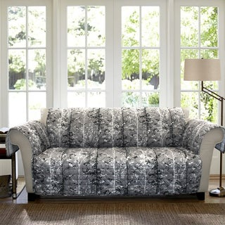 Lush Decor Forest Sofa Furniture Protector/Slipcover