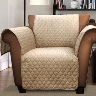 Lush Decor Joyce Armchair Furniture Protector/Slipcover