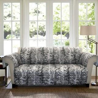Lush Decor Forest Loveseat Furniture Protector/Slipcover