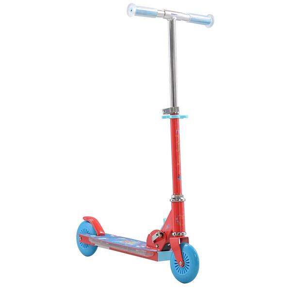 Lalaloopsy Light-Up Folding Scooter